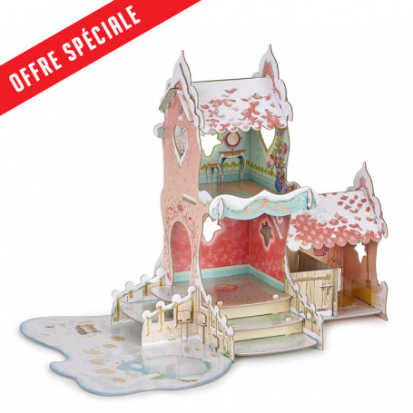 The snowy castle Box - Christmas Special