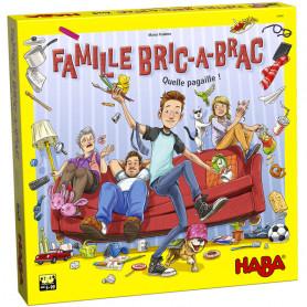 Famille Bric-à-brac - Jeu de réflexion familial