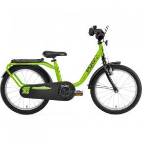 Puky Z8 Children's Bike (18 inch) - Green & Black