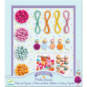 Beads and figurines - Oh les perles