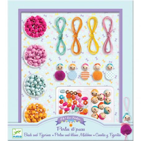 Perles et puces - Oh les perles