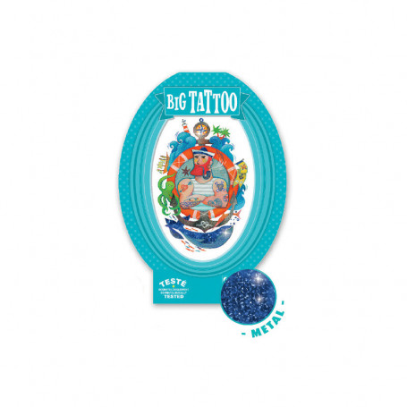 Gig Tattoo Sailor - Temporary Tattoos for kids