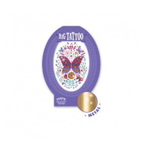 Gig Tattoo Butterfly - Temporary Tattoos for kids