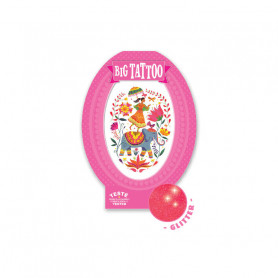 Gig Tattoo Pink India - Temporary Tattoos for kids