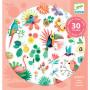 Stickers - Paradise Glitter