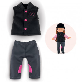 Horse Riding Set - Ma Corolle Clothing 36cm