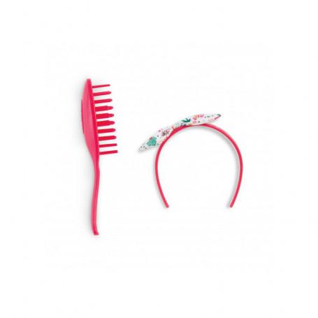 Hair Brush Set TropiCorolle - Ma Corolle accessory 36cm