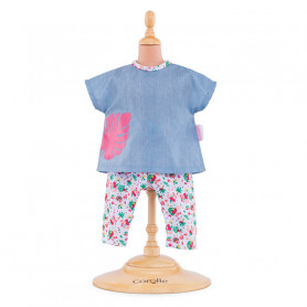 Outfits Set TropiCorolle - Mon grand poupon Corolle 36 cm