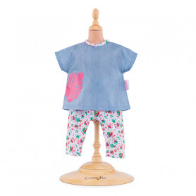 Outfits Set TropiCorolle - Mon premier poupon Corolle 30 cm
