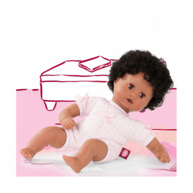 Muffin to dress, Afro-American doll Götz 33 cm