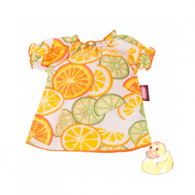 Dress Lemon for dolls Götz 30-33 cm