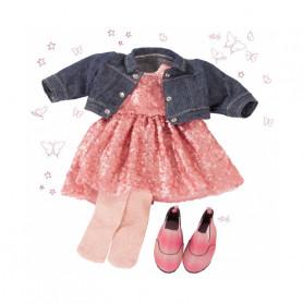 Combo Glitter Glamour for dolls Götz 45-50 cm