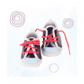 Sneakers for dolls Götz 27-33 cm