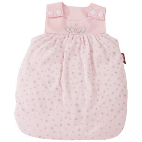 Sleeping bag Royal Stars for dolls Götz 30-33 cm