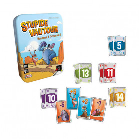 Stupide Vautour Game of cards