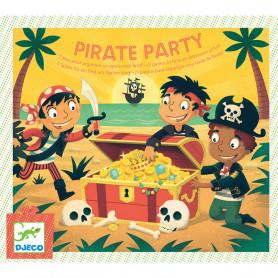 Pirate Party - 5 jeux pour animer un après-midi entre enfants !