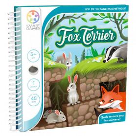 Fox terrier - Jeu de voyage magnétique