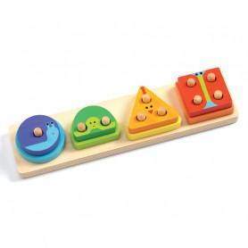 1234 Basic - Puzzle game