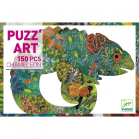 Puzz'Art Chameleon 150 pieces