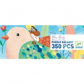 Puzzle Gallery Miss Birdy 350 pieces