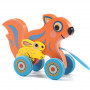 Max & Ola Wooden Pulling Toy