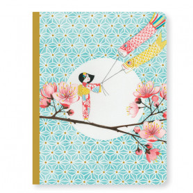 Misa Small notebook - Stationery page Djeco