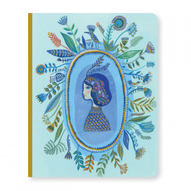 Aurélia Small notebook - Stationery page Djeco