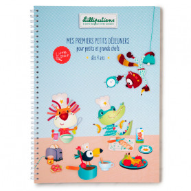 Recipe Book - My first breakfasts Little Chef