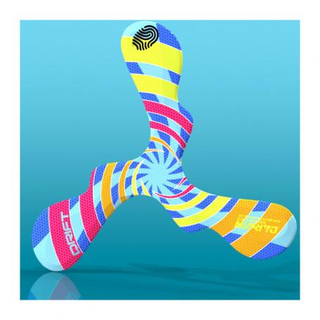 Drift Blue Foam Boomerang for left-handed