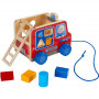 Pull toy Fire Engine