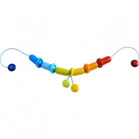 Pram decoration Multicolor