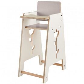 Doll's High Chair Tulip Dream
