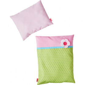 Doll's Bed Linen Spring Magic