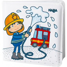 Magic Bath time Book Fire Brigade
