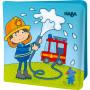 Livre de bain magique Pompiers