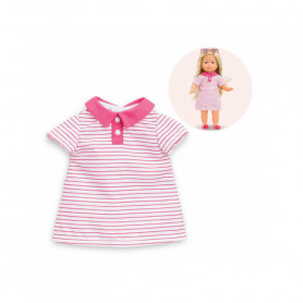 Pink Dress for doll ma Corolle