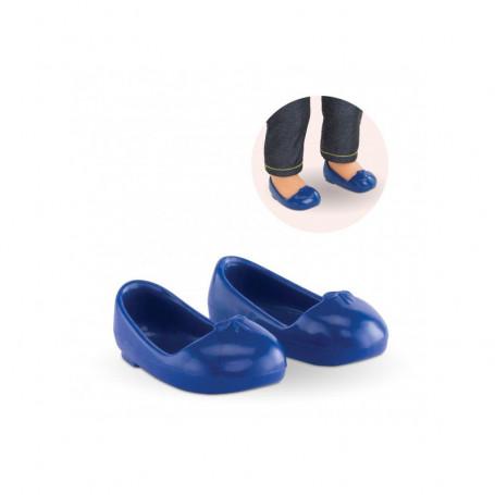 Pair of Cherry blue Ballerinas - Ma Corolle accessory 36cm