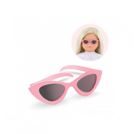 Pink sunglasses for Ma Corolle Doll