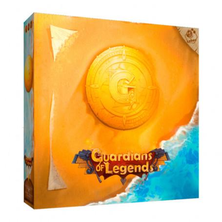 Guardians of Legends - une vraie chasse aux trésors !