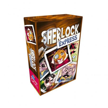 Sherlock express - Jeu d'enquête