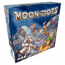 Moon Bots - mechanical battle!