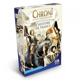 L'histoire de France - Chroni le jeu chronologique