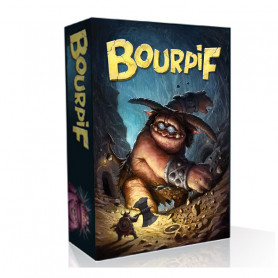 Bourpif - adventure game