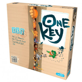 One Key - ooperative game