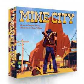 Mine City - the wild west game
