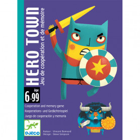 Hero Town - Jeu de cartes