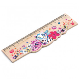 Wooden ruler Martyna