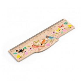 Wooden ruler Tinou