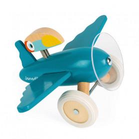 Spirit avion en bois Diego