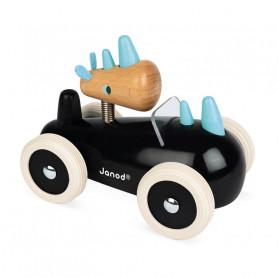 Spirit Car Rony - voiture en bois